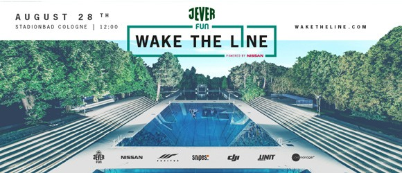 YES WE ARE BACK - Jever Fun WAKE THE LINE powered by Nissan 2016